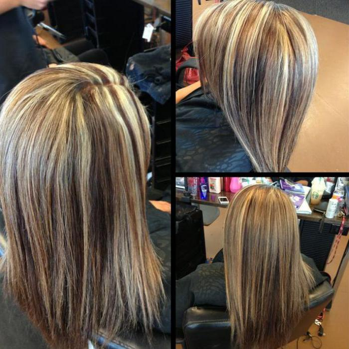 Мелирование волос инструкция