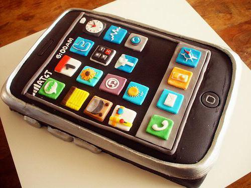 лайка торт в виде телефона картинки главной