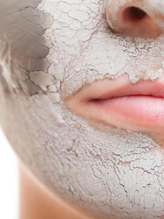 как делать глиняные маски
