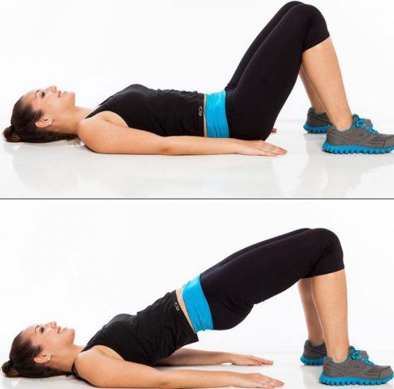 Эффективные упражнения при опущении почки: рекомендации и описание