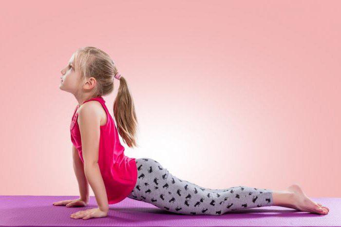 поза кобры в йоге для выпрямления позвоночника