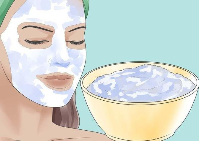 Петрушка для проблемной кожи лица