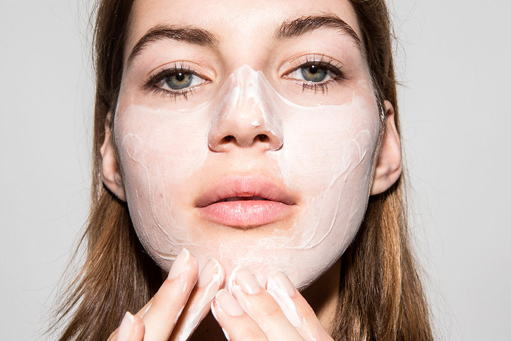 cleansing masks for oily skin