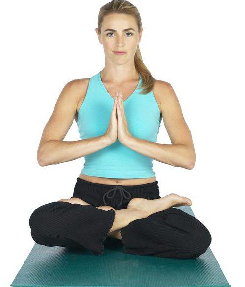 Комплекс упражнений для грудных мышц для женщин