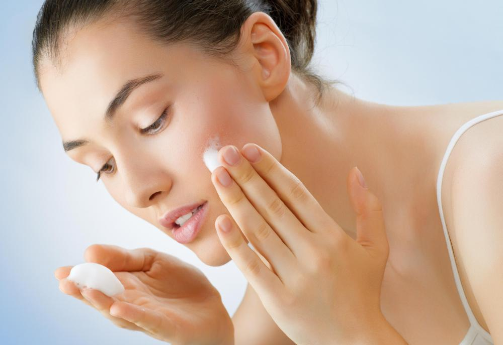 hand face cream at home
