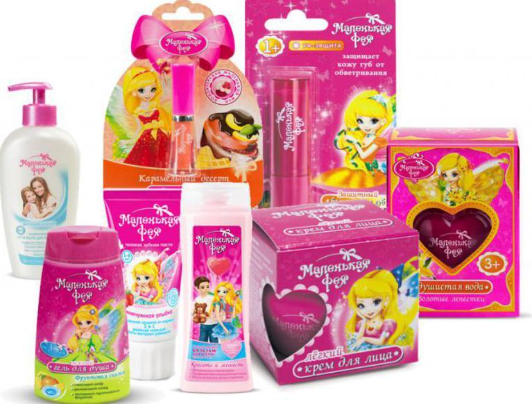 Детская косметика маленькая фея набор купить в спб косметика lacrima где купить