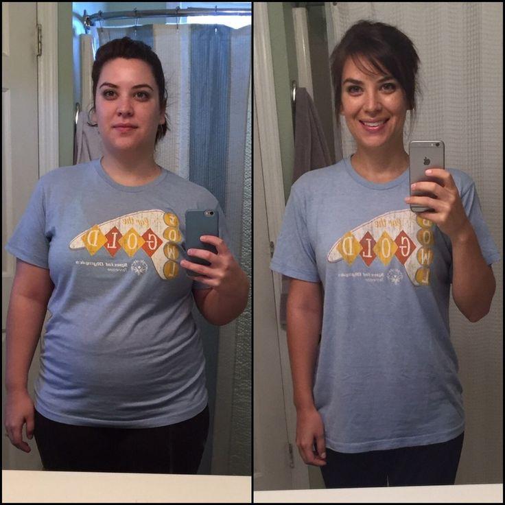 Как похудеть картинки до и после