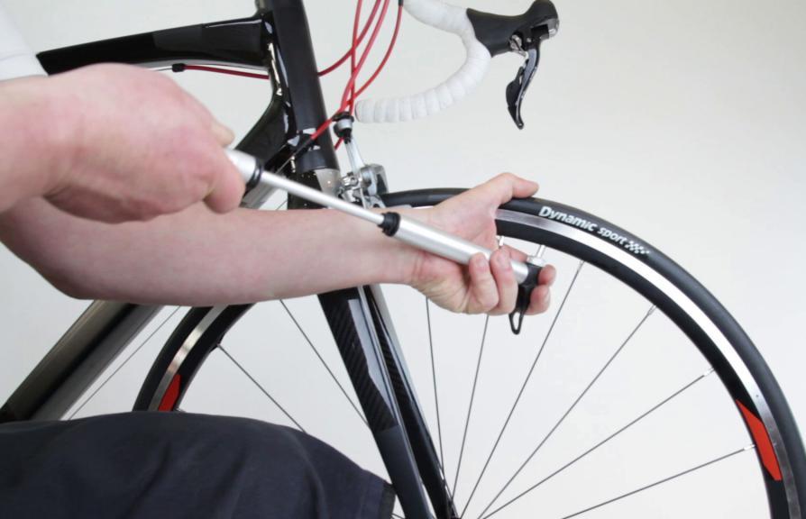 manual bicycle pump