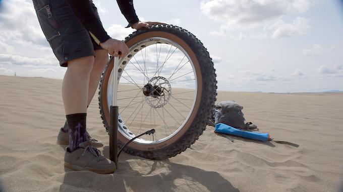 bicycle pump spb