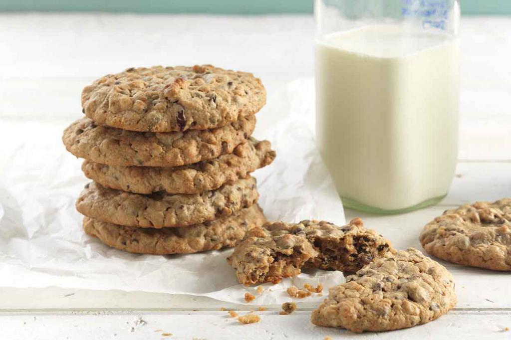 овсяное печенье на завтрак рецепт с фото возникновения