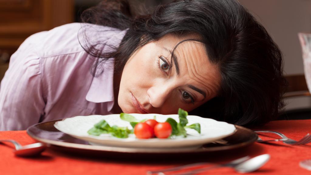 типичная анорексичка диеты