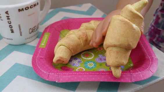 поделки для куклы своими руками из пластилина