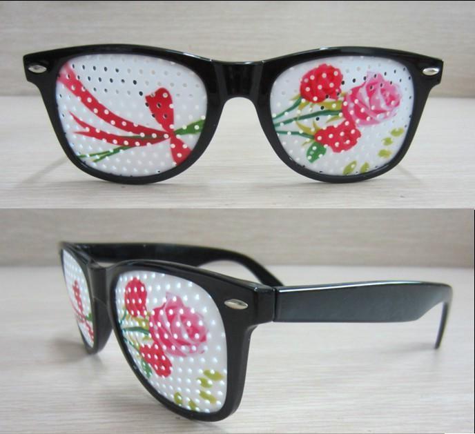 Перфорационные очки-тренажеры: инструкция
