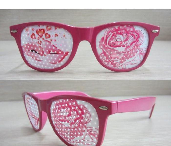 Перфорационные очки: инструкция