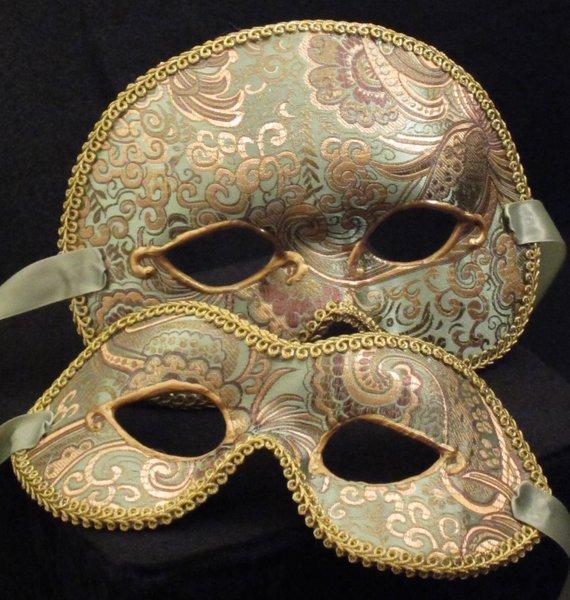 Парная маска (мужская и женская)