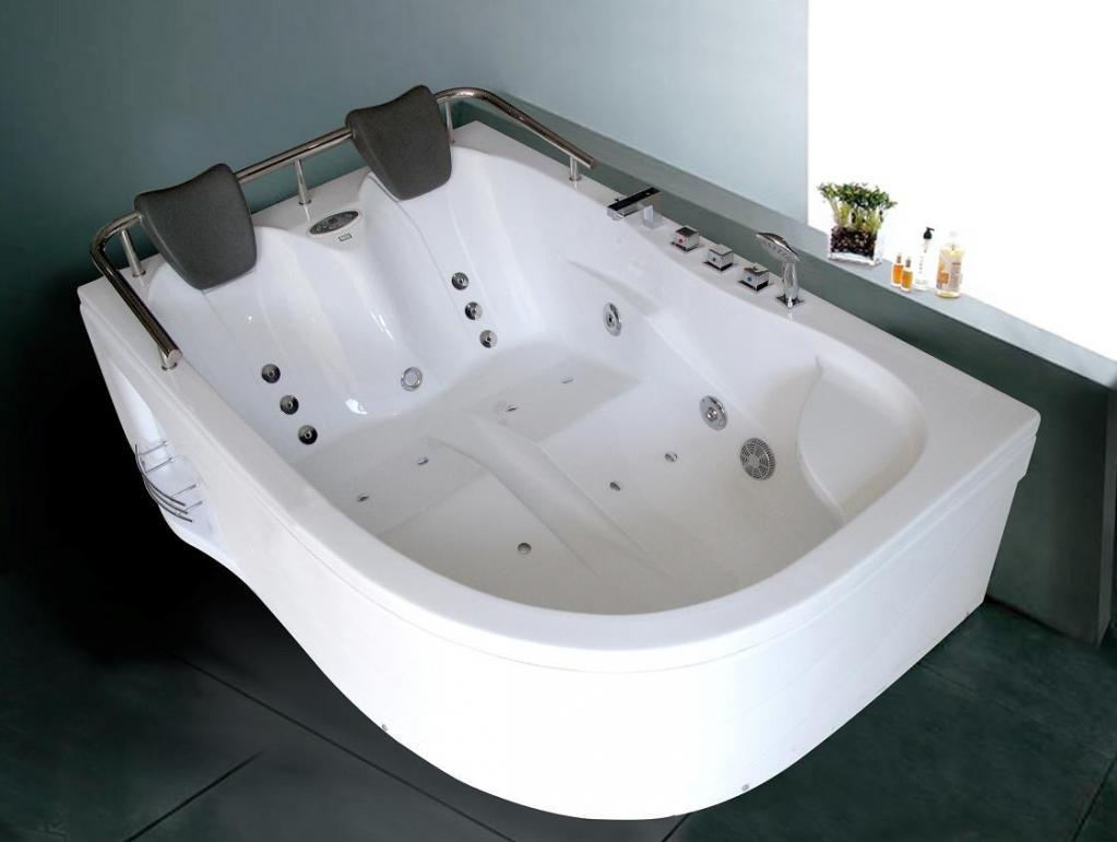 Ванна для двоих
