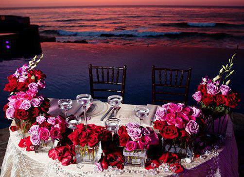какие цветы дарят на свадьбу родители жениха