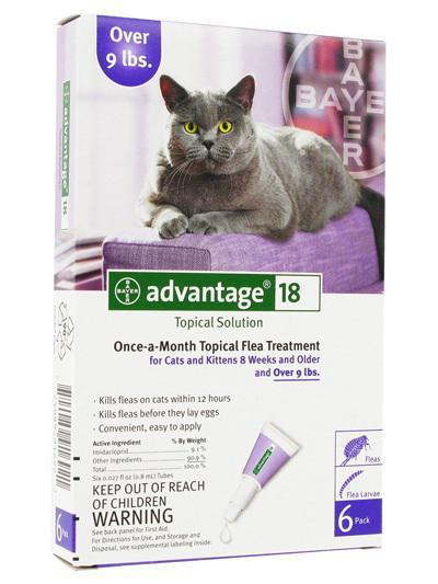 инструкция по применению адвантейдж для кошек - фото 6