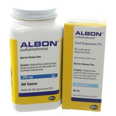 сульфадиметоксин инструкция по применению таблетки