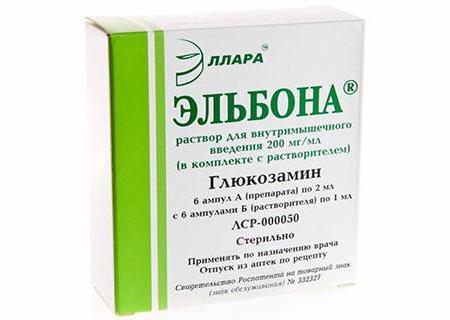 эльбона таблетки инструкция по применению цена отзывы