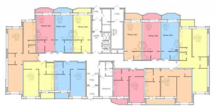 жк янтарный воронеж планировка квартир