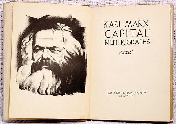 карл маркс основные идеи кратко