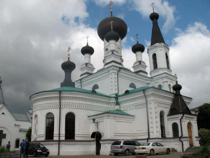 храмы могилевской епархии