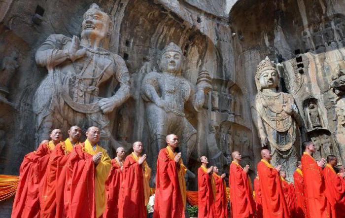 конфуцианство буддизм в китае