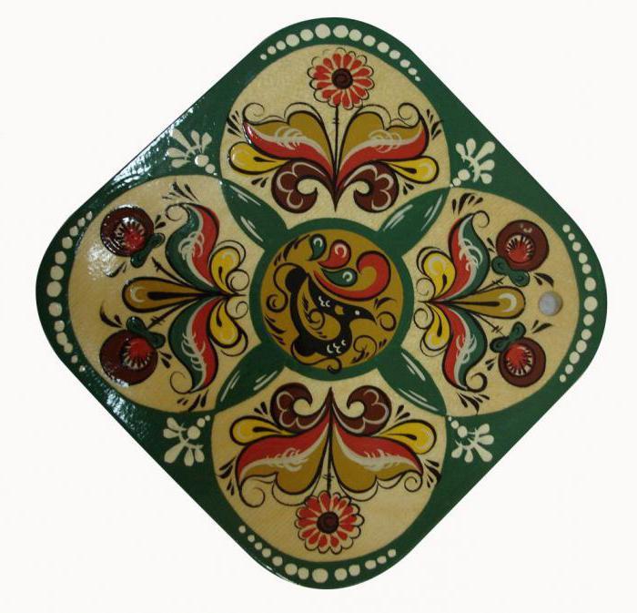 ракульская роспись элементы
