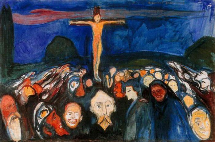 Creativity and the biography of Edvard Munch. Norwegian artist Edvard Munch