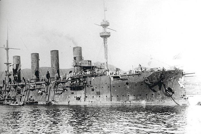 крейсер россия