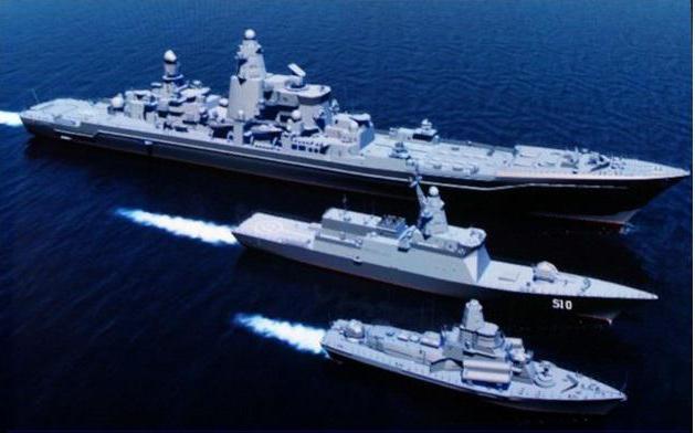 самый большой крейсер в россии