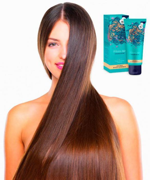 """Маска для волос """"Принцесс Хаир"""": отзывы, состав, производитель, инструкция. Princess Hair"""