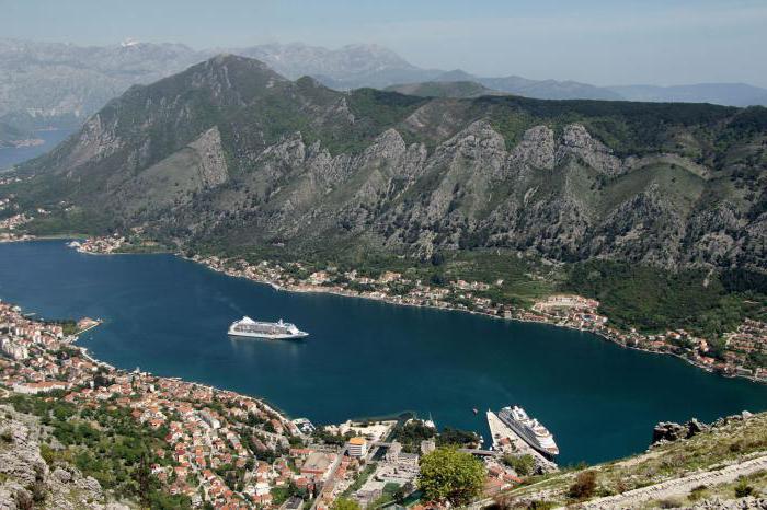 Погода в черногории температура воды в море