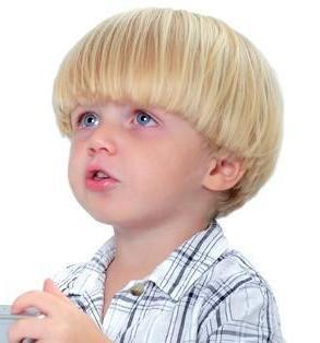Модные детские стрижки для мальчиков
