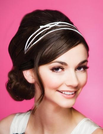 Прически с повязкой на голове - это широкое разнообразие вариантов для волос с любой структурой и длиной.