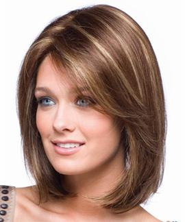 мелирование на русые волосы на фольгу фото
