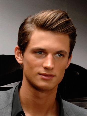 стрижка мужская итальянка фото