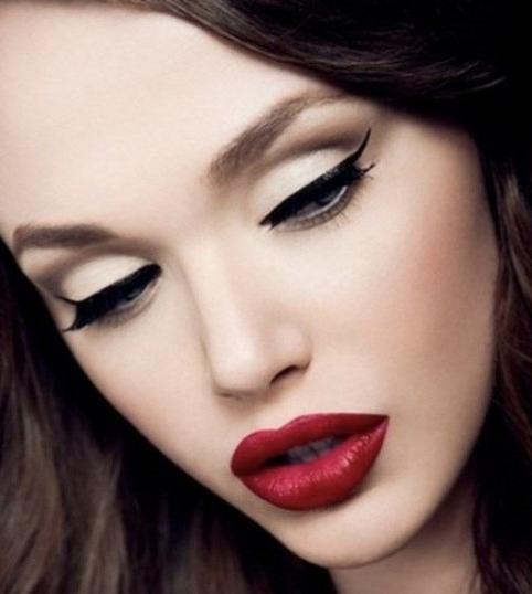 Раскосые глаза: особенности макияжа