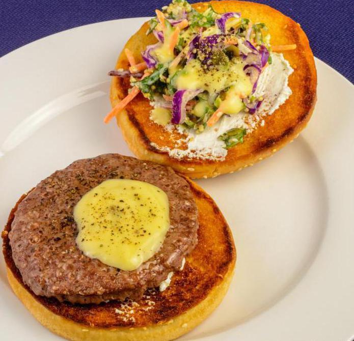 соус для гамбургера рецепт