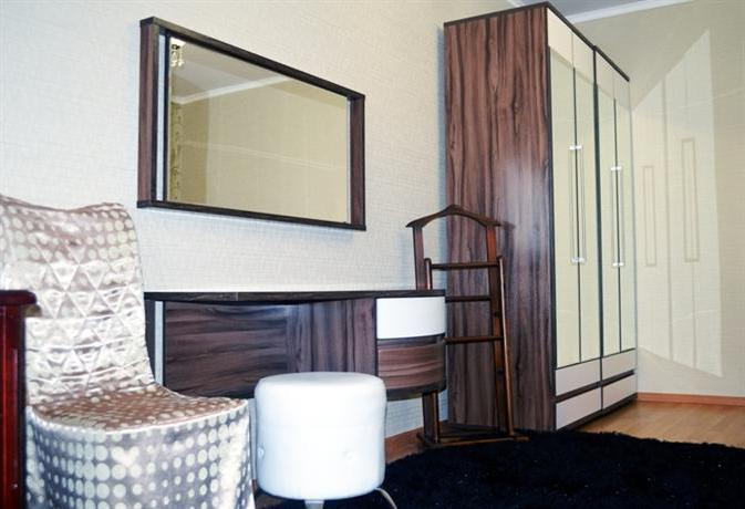 гостиницы Кызыла