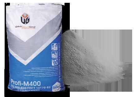 цемент пц 400 характеристики
