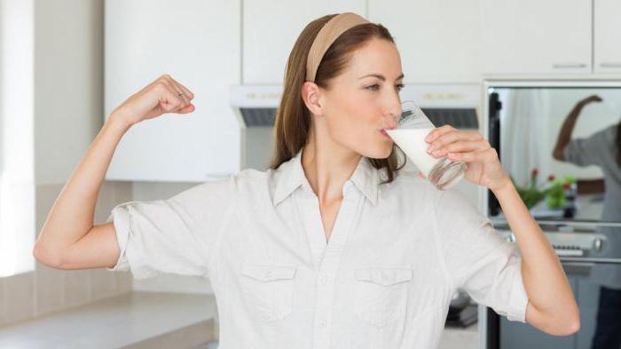 Пить обезжиренный кефир
