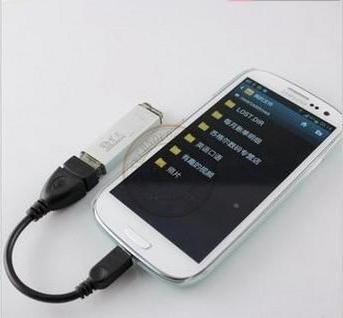 как подключить внешнюю флешку к смартфону андроид