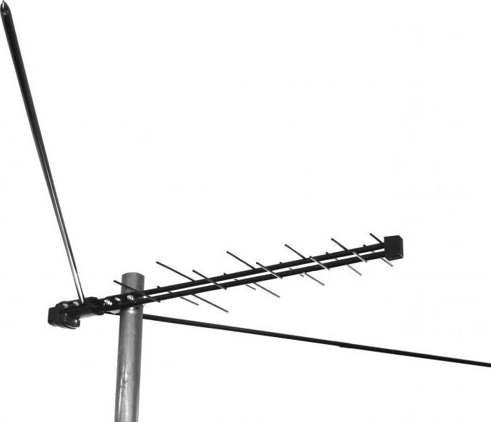 телевизионные антенны с усилителем для дачи