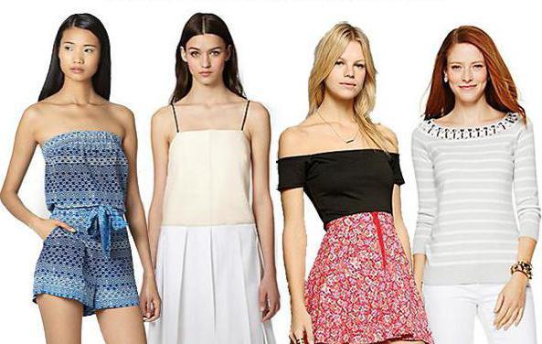 Широкие плечи у девушек: что носить?