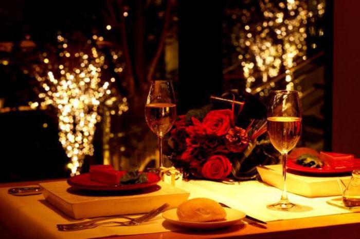 Романтическое свидание. Идеи