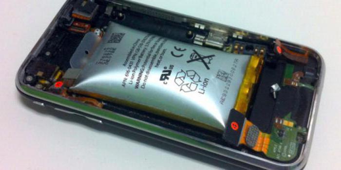 вздулась батарея на мобильном что делать