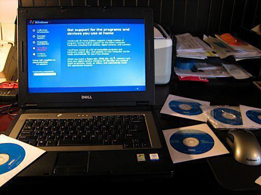 как форматировать компьютер