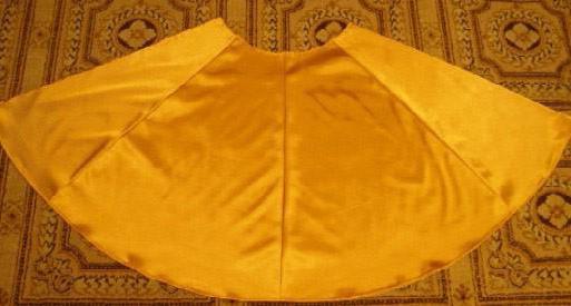 как сшить клиньевую юбку